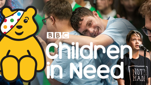 News | Our collaboration with Children in Need